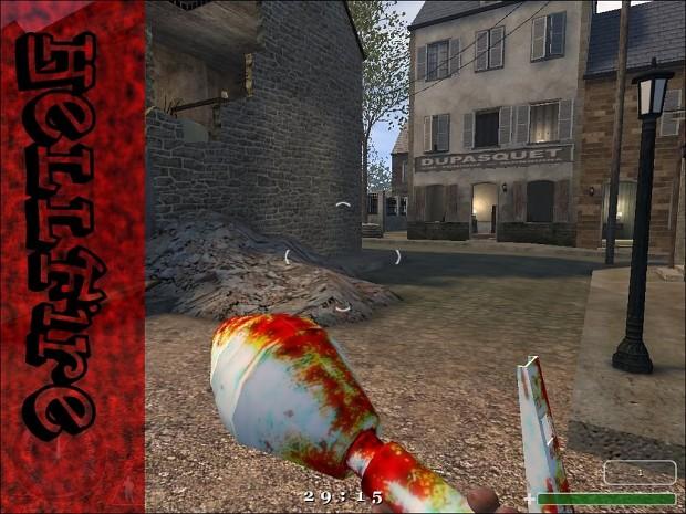 hellfires Fireball Panzerfaust 1.0
