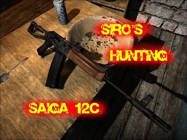 Siro's Hunting Saiga-12C 1.1