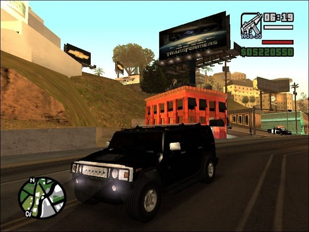 Andreas 08 Mod Pack