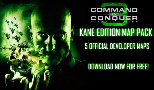Kane Edition Map Pack