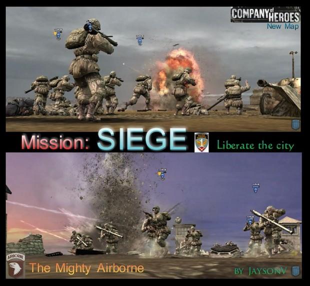 Mission: SIEGE 1.1