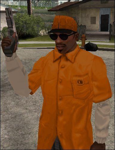 Artwork Orange CJ