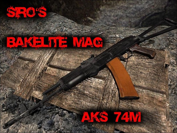 Siro's Bakelite Mag Modern AKS-74M 1.3