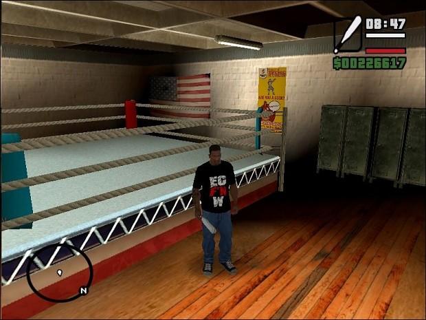 ECW T-Shirt 1.0