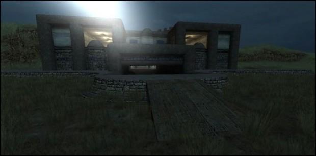 Fortress Forever: Medieval Map (v2)