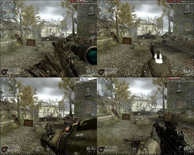 Single Player Weapons 4 Multiplayer 1.1