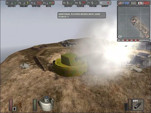 hellfires woodland camoflauge defgun 1.0