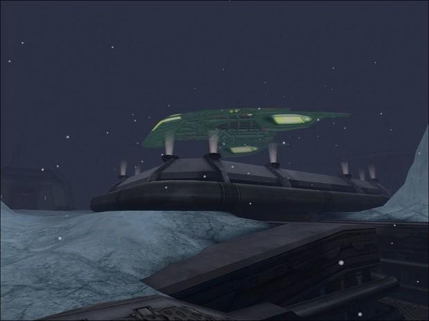 Romulan Invisible Shuttle Fix 1.0