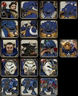 Ultramarines Icon Pack 1.0