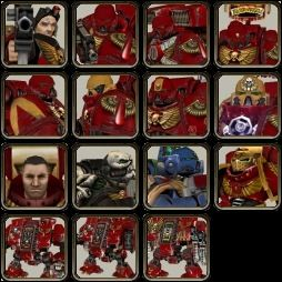 Blood Angels Icon Pack 1.0