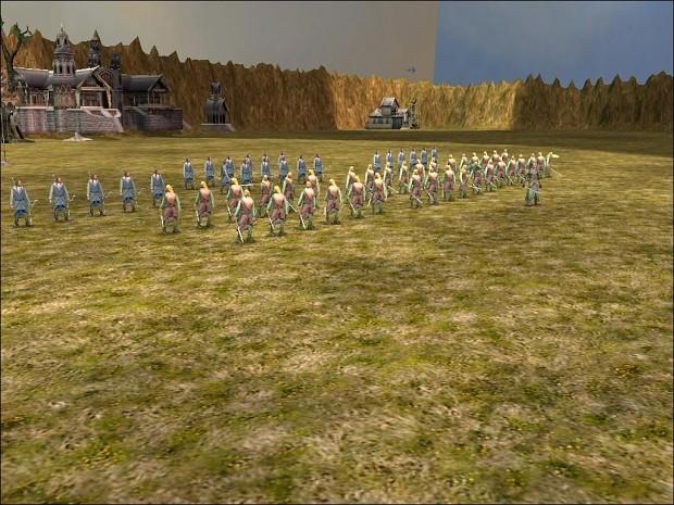 The Battle Of Rivendell