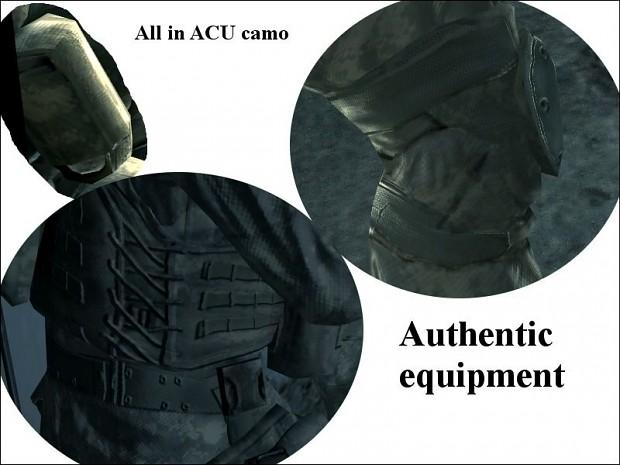 Outcast4576's ACU Marines (v2)