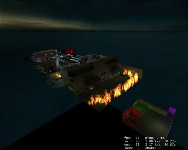 Zombie Panic: Source Chimes of Doom Map 1.0