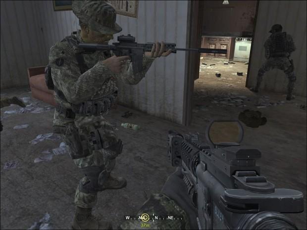 Jungle Stalker SAS 1.0
