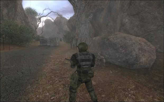 Miliitary Stalker Reskin 1.0