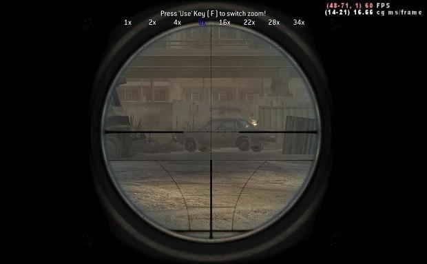 CoD4 Sniper Mods