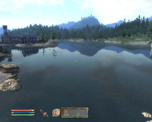 Water Reflection Blur 0.3