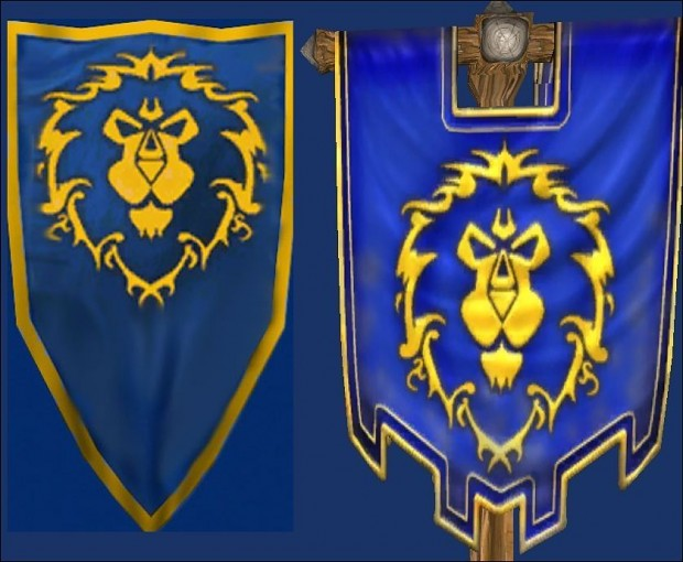 WoW PVP CTF Flags 1.0