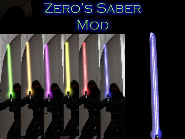 Zero's Saber Mod
