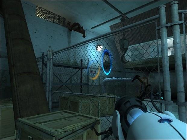 Maybe Black Mesa Map