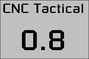 CNC Tactical 0.8