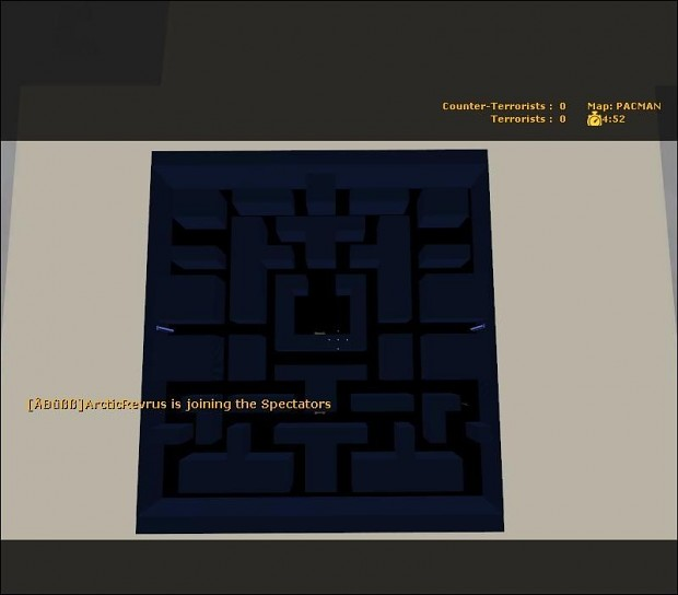 Packman Map 1.0