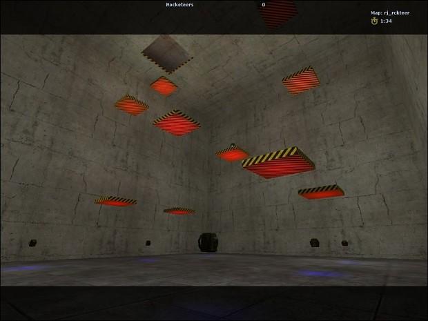 Fortress Forever: RJ Rocketeer Map 2.0