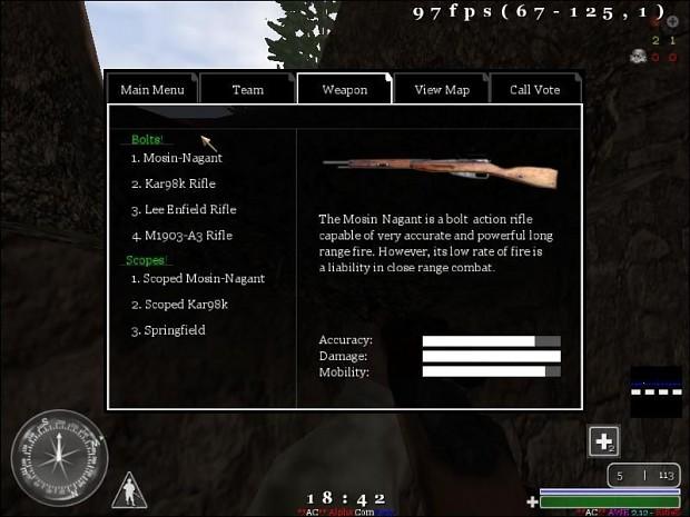 AWE RifleZ Plus Taunts