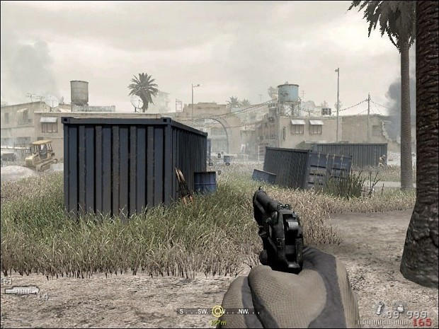 Fearless CoD4 Crazy SP Weapons (v2)