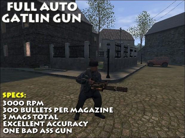 Cheesy's Gatlin Gun 1.1