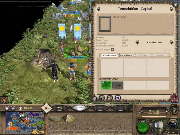 Aztecs Mini-Mod 0.91 for SS 5.1