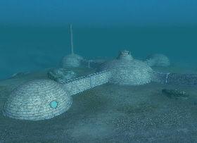 Bravil Sea Domes 1.1