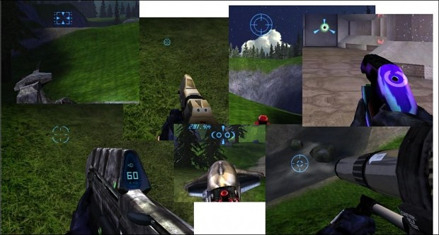 Accurate Reticles (v1)