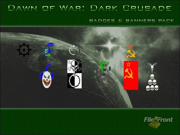 Badges & Banners Pack