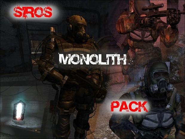 Siro's Monolith Pack 1.0