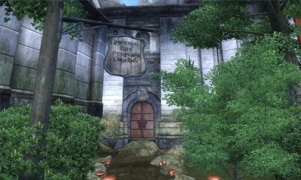 Imperial City Library 1.3