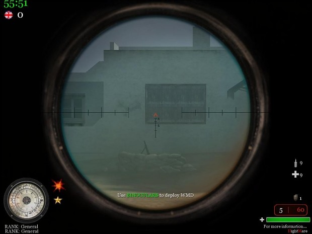 CoD4 Scopes for CoD2
