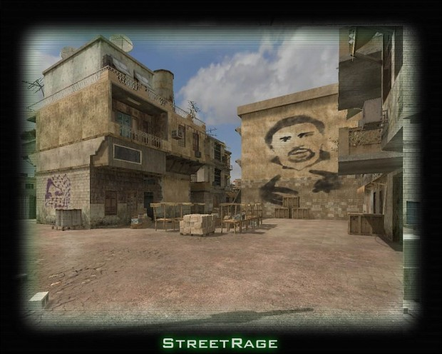 mp ZE Street Rage Beta 1