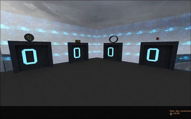 Dystopia Racetrack Map (Beta 2)
