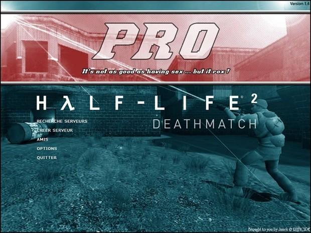 DeathMatch Pro Mod 1.8.1 (EXE)