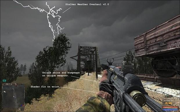 STALKER Rebalanced 1.01