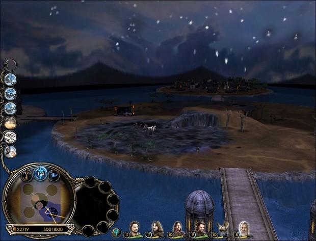 The Circle Islands