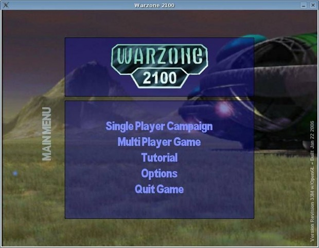 Warzone 2100 2.1.0 Beta Full Game (Windows)