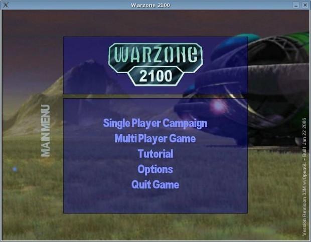 Warzone 2100 2.1.0 Beta Full Game (Windows)