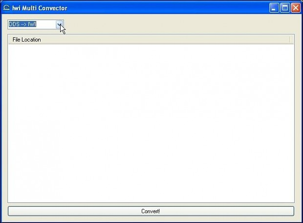 DDS/IWI Converter 1.5