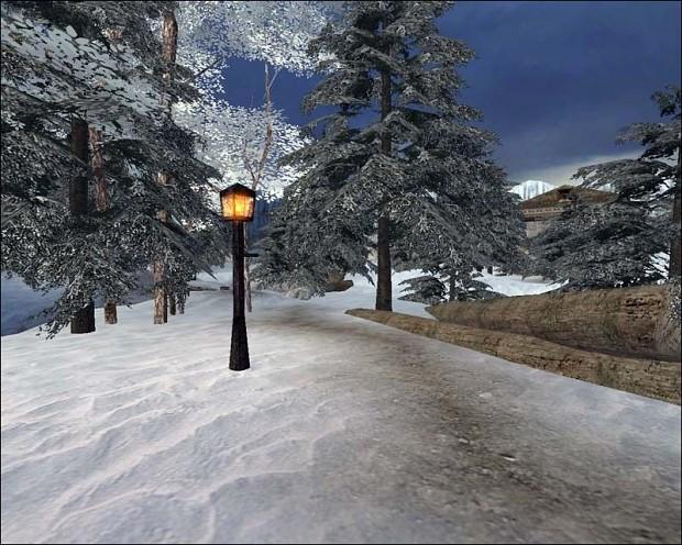 DM Narnia Hunting Grounds Map v5