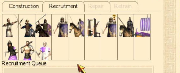 SPQR Total War - Senate Playable
