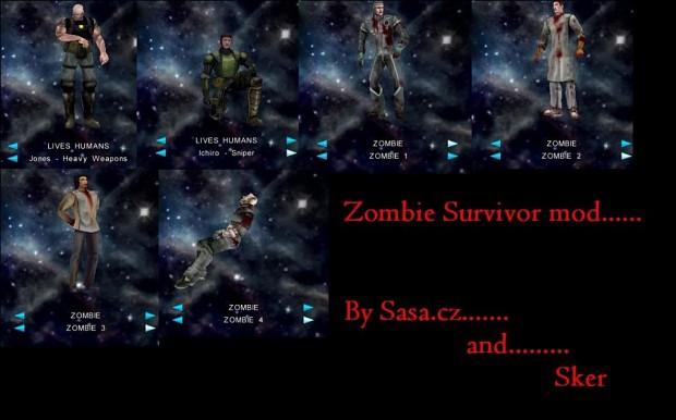 Zombie Survivor mod
