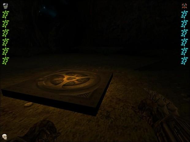 Dm Forest bunker