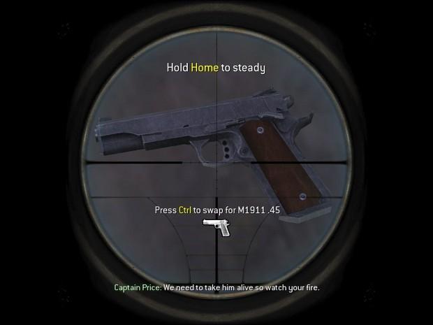 Shrub's Colt M1911 skin 1.0